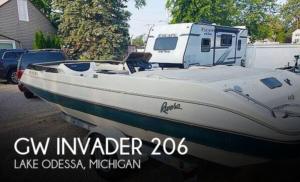1995 GW Invader boat for sale, model of the boat is Rivera 206 Supreme & Image # 1 of 30