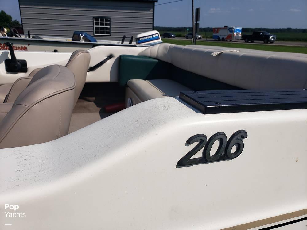 1995 GW Invader boat for sale, model of the boat is Rivera 206 Supreme & Image # 10 of 30