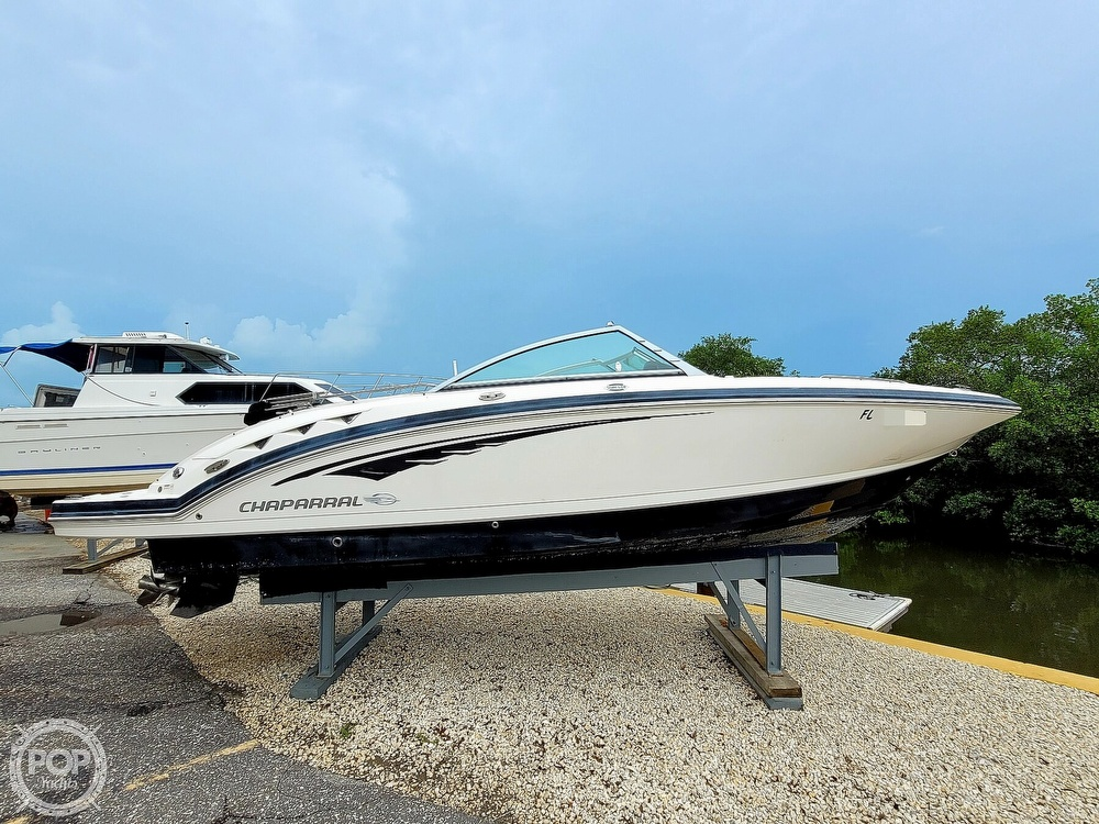 2014 Chaparral boat for sale, model of the boat is 244 Sunesta & Image # 2 of 40