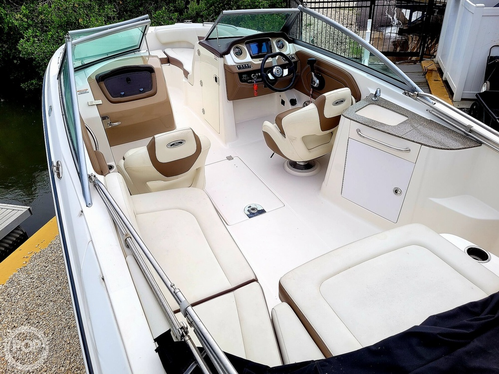 2014 Chaparral boat for sale, model of the boat is 244 Sunesta & Image # 3 of 40