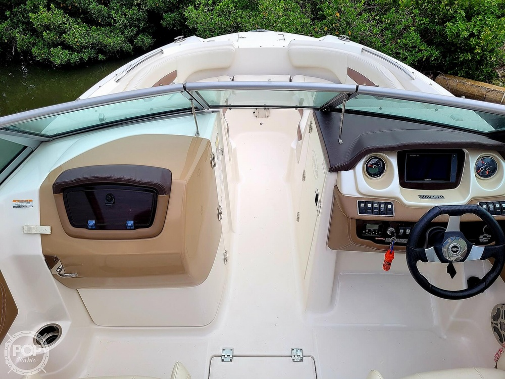 2014 Chaparral boat for sale, model of the boat is 244 Sunesta & Image # 8 of 40