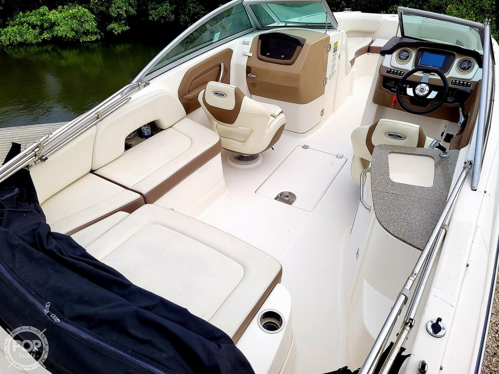 2014 Chaparral boat for sale, model of the boat is 244 Sunesta & Image # 12 of 40