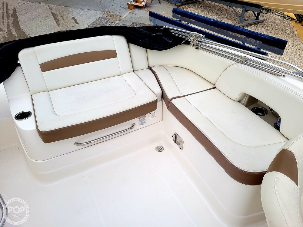 2014 Chaparral boat for sale, model of the boat is 244 Sunesta & Image # 25 of 40