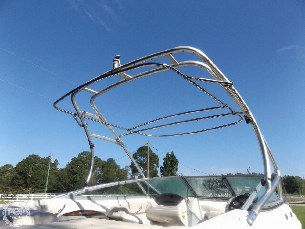 2007 Chaparral boat for sale, model of the boat is 210 SSi & Image # 15 of 40