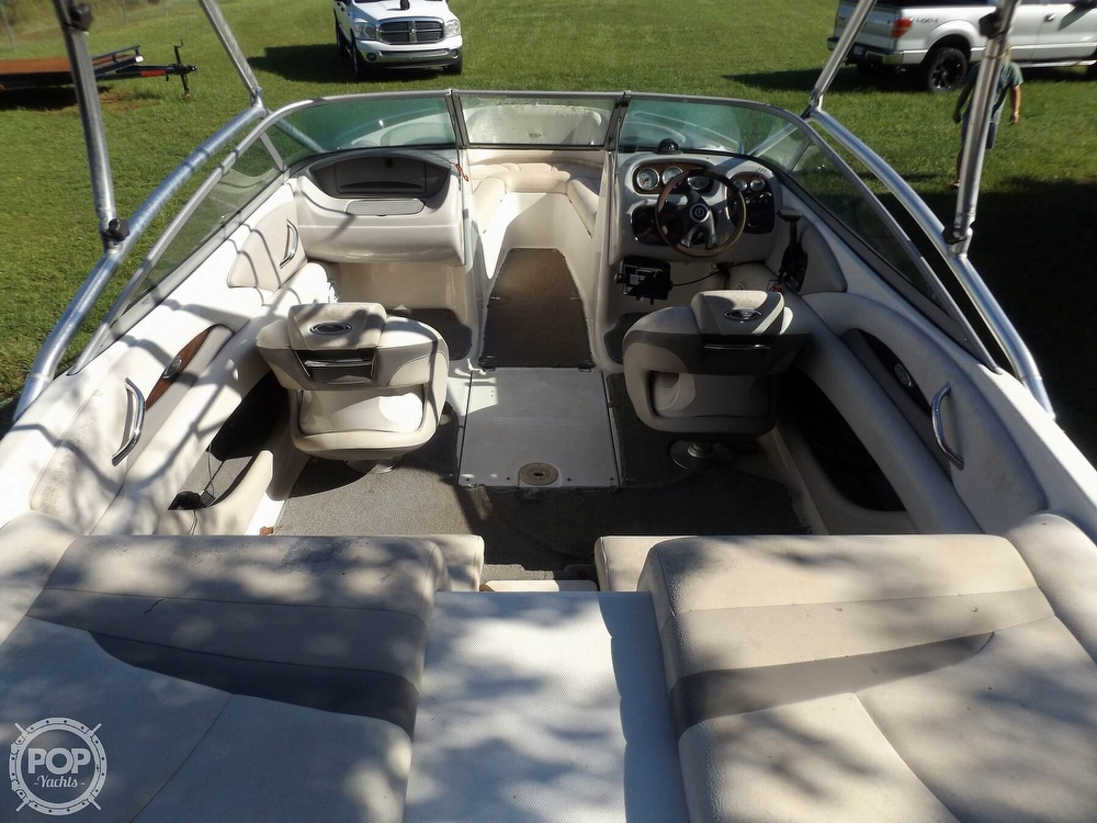 2007 Chaparral boat for sale, model of the boat is 210 SSi & Image # 22 of 40
