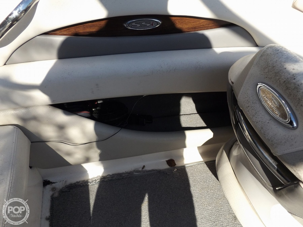 2007 Chaparral boat for sale, model of the boat is 210 SSi & Image # 31 of 40