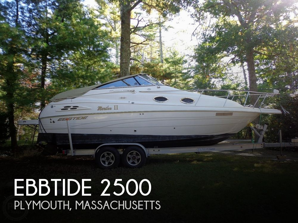 2004 Ebbtide boat for sale, model of the boat is Mystique 2500 Mid Cabin & Image # 1 of 40
