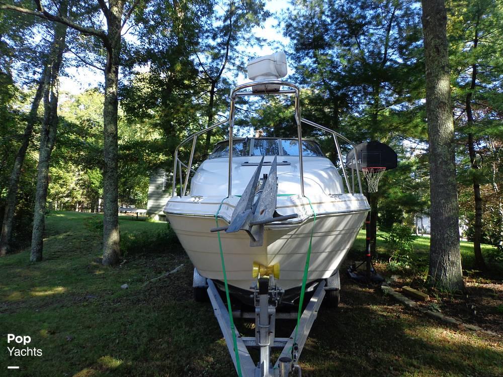 2004 Ebbtide boat for sale, model of the boat is Mystique 2500 Mid Cabin & Image # 3 of 40