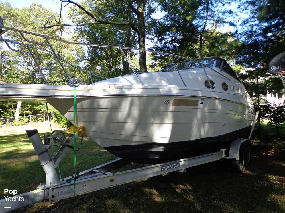 2004 Ebbtide boat for sale, model of the boat is Mystique 2500 Mid Cabin & Image # 4 of 40