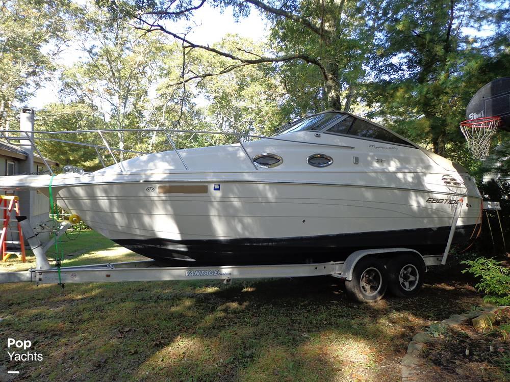 2004 Ebbtide boat for sale, model of the boat is Mystique 2500 Mid Cabin & Image # 5 of 40