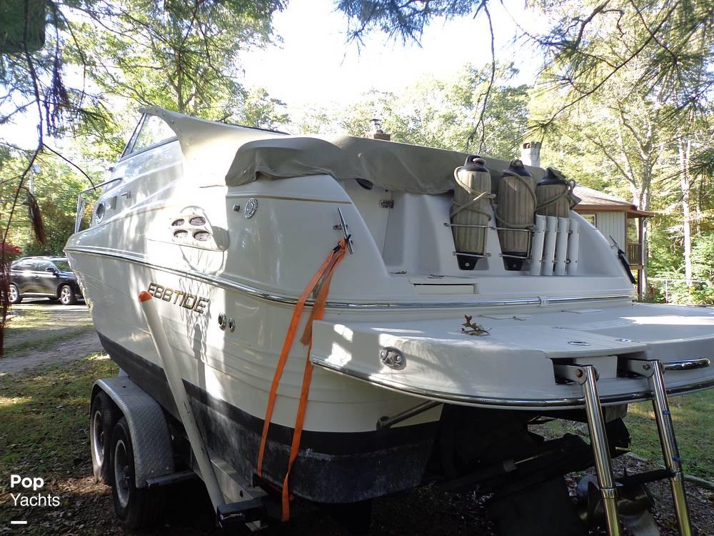2004 Ebbtide boat for sale, model of the boat is Mystique 2500 Mid Cabin & Image # 6 of 40