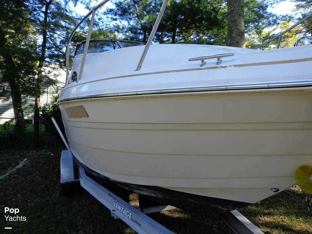 2004 Ebbtide boat for sale, model of the boat is Mystique 2500 Mid Cabin & Image # 9 of 40