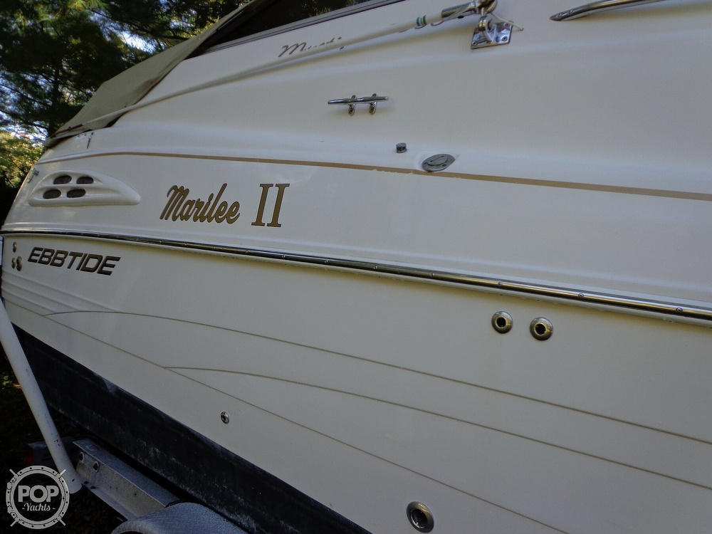 2004 Ebbtide boat for sale, model of the boat is Mystique 2500 Mid Cabin & Image # 12 of 40