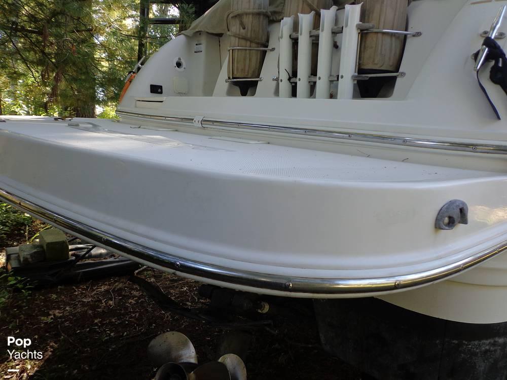2004 Ebbtide boat for sale, model of the boat is Mystique 2500 Mid Cabin & Image # 20 of 40