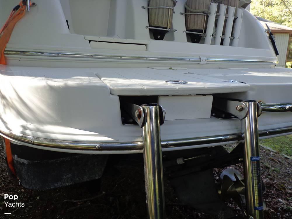2004 Ebbtide boat for sale, model of the boat is Mystique 2500 Mid Cabin & Image # 22 of 40