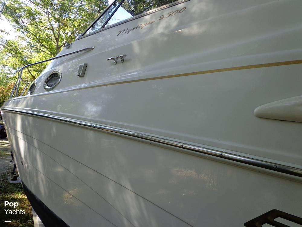 2004 Ebbtide boat for sale, model of the boat is Mystique 2500 Mid Cabin & Image # 29 of 40