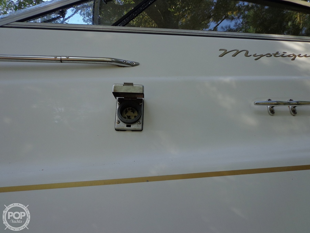 2004 Ebbtide boat for sale, model of the boat is Mystique 2500 Mid Cabin & Image # 31 of 40