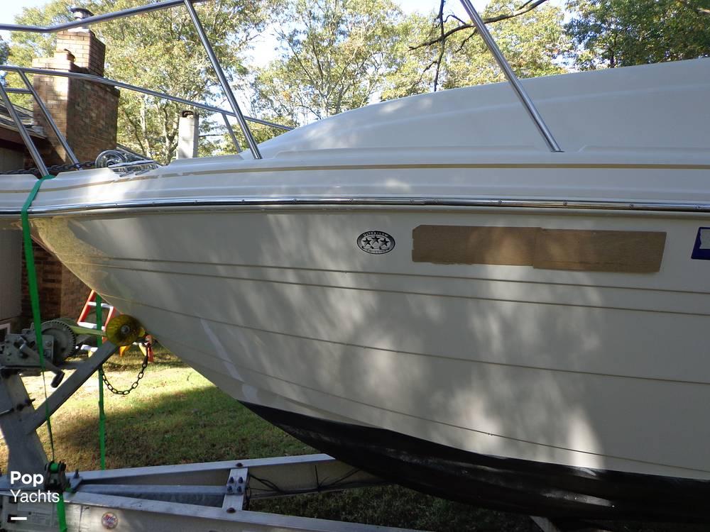 2004 Ebbtide boat for sale, model of the boat is Mystique 2500 Mid Cabin & Image # 36 of 40