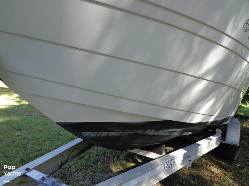 2004 Ebbtide boat for sale, model of the boat is Mystique 2500 Mid Cabin & Image # 37 of 40