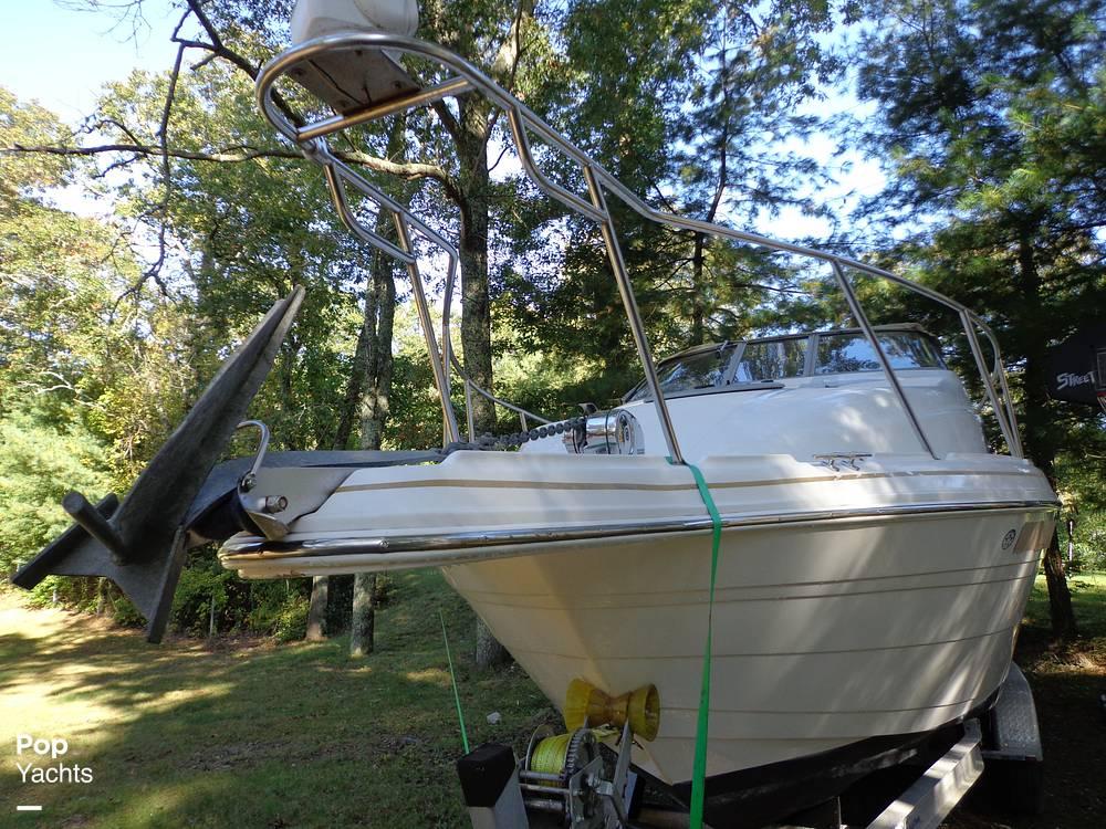 2004 Ebbtide boat for sale, model of the boat is Mystique 2500 Mid Cabin & Image # 38 of 40
