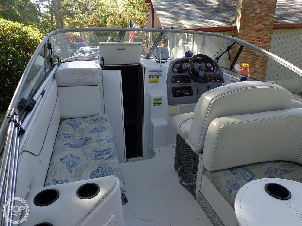 2004 Ebbtide boat for sale, model of the boat is Mystique 2500 Mid Cabin & Image # 40 of 40