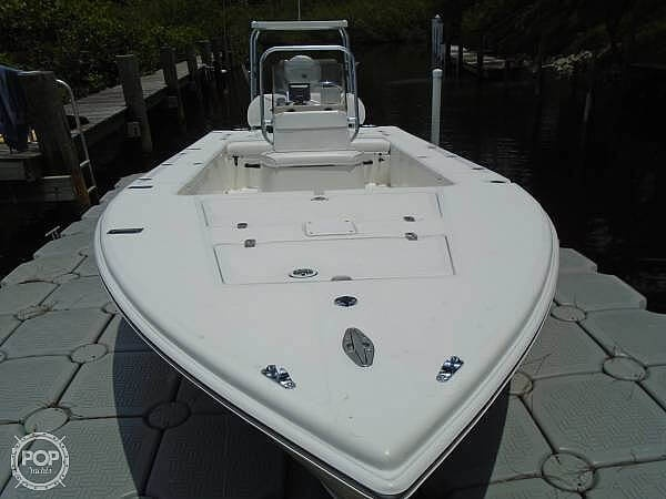 2005 Carolina Skiff boat for sale, model of the boat is Sea Chaser 180 Flats Series & Image # 6 of 40