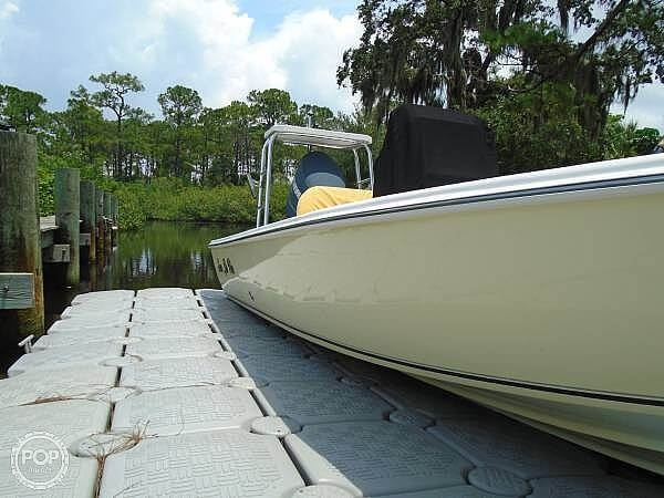 2005 Carolina Skiff boat for sale, model of the boat is Sea Chaser 180 Flats Series & Image # 7 of 40