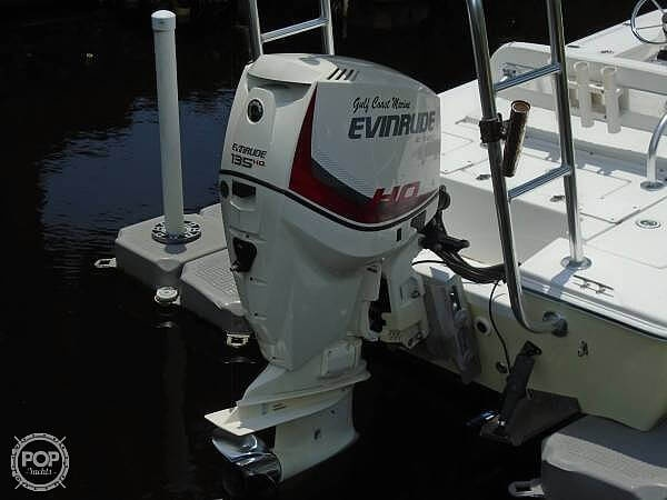 2005 Carolina Skiff boat for sale, model of the boat is Sea Chaser 180 Flats Series & Image # 11 of 40