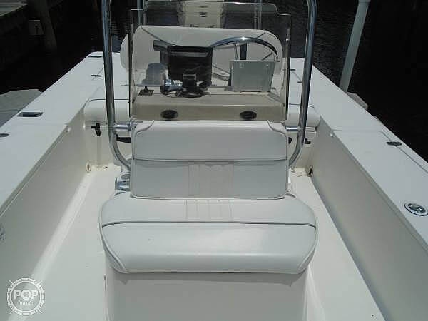 2005 Carolina Skiff boat for sale, model of the boat is Sea Chaser 180 Flats Series & Image # 13 of 40