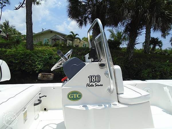 2005 Carolina Skiff boat for sale, model of the boat is Sea Chaser 180 Flats Series & Image # 14 of 40