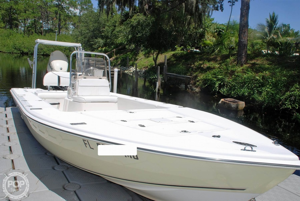 2005 Carolina Skiff boat for sale, model of the boat is Sea Chaser 180 Flats Series & Image # 23 of 40