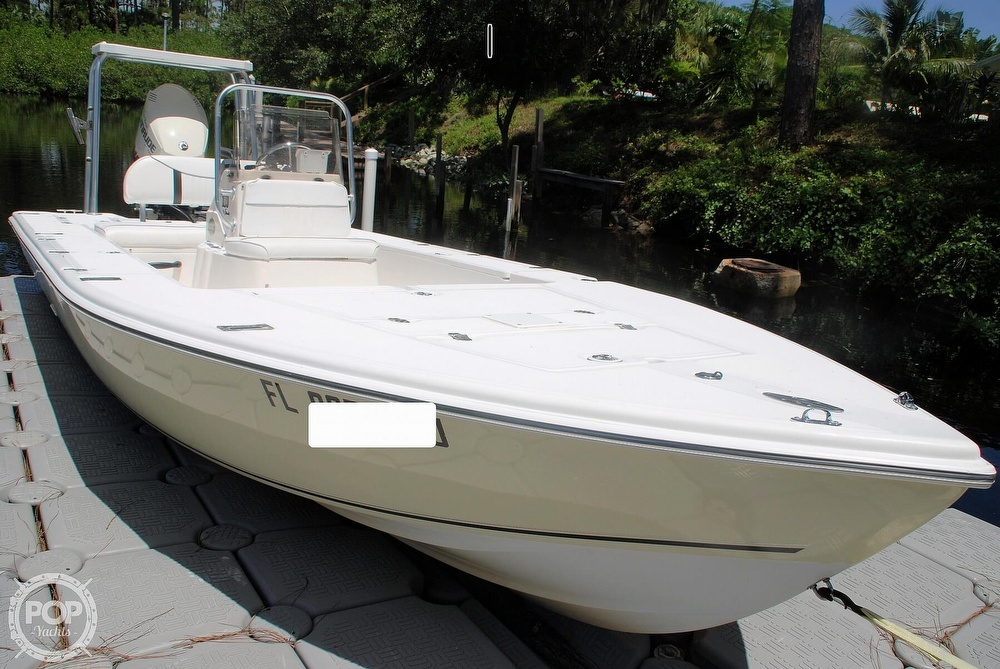 2005 Carolina Skiff boat for sale, model of the boat is Sea Chaser 180 Flats Series & Image # 24 of 40