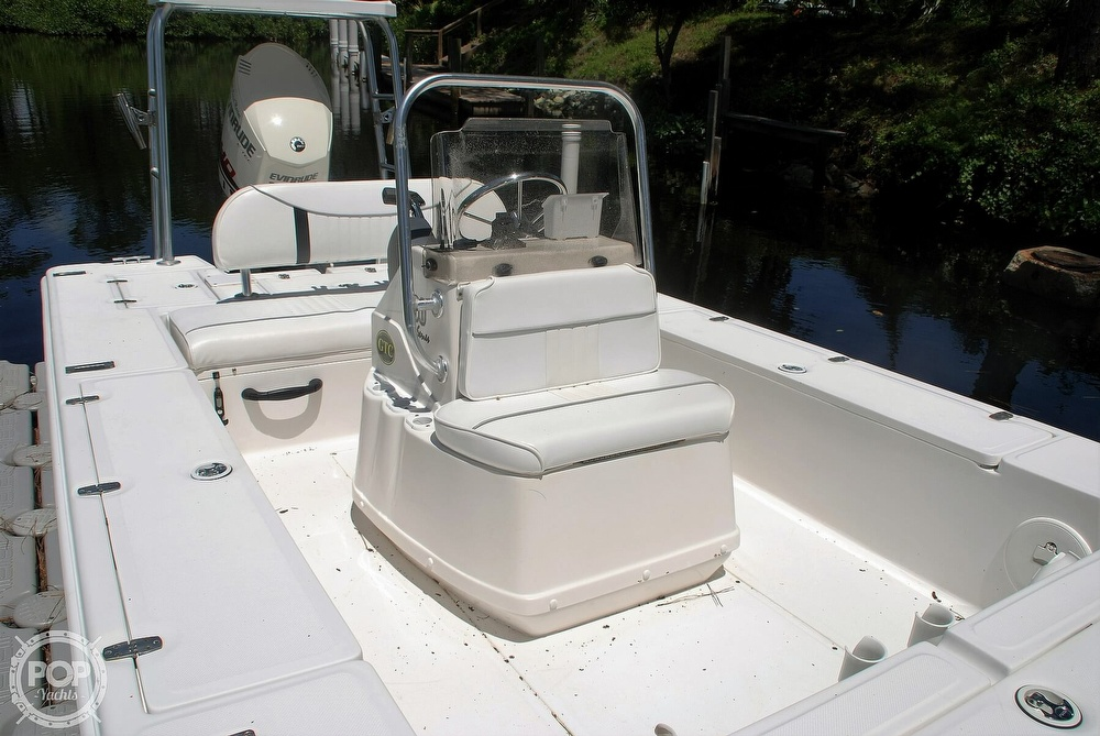 2005 Carolina Skiff boat for sale, model of the boat is Sea Chaser 180 Flats Series & Image # 25 of 40