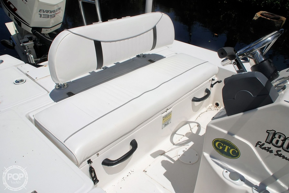 2005 Carolina Skiff boat for sale, model of the boat is Sea Chaser 180 Flats Series & Image # 27 of 40