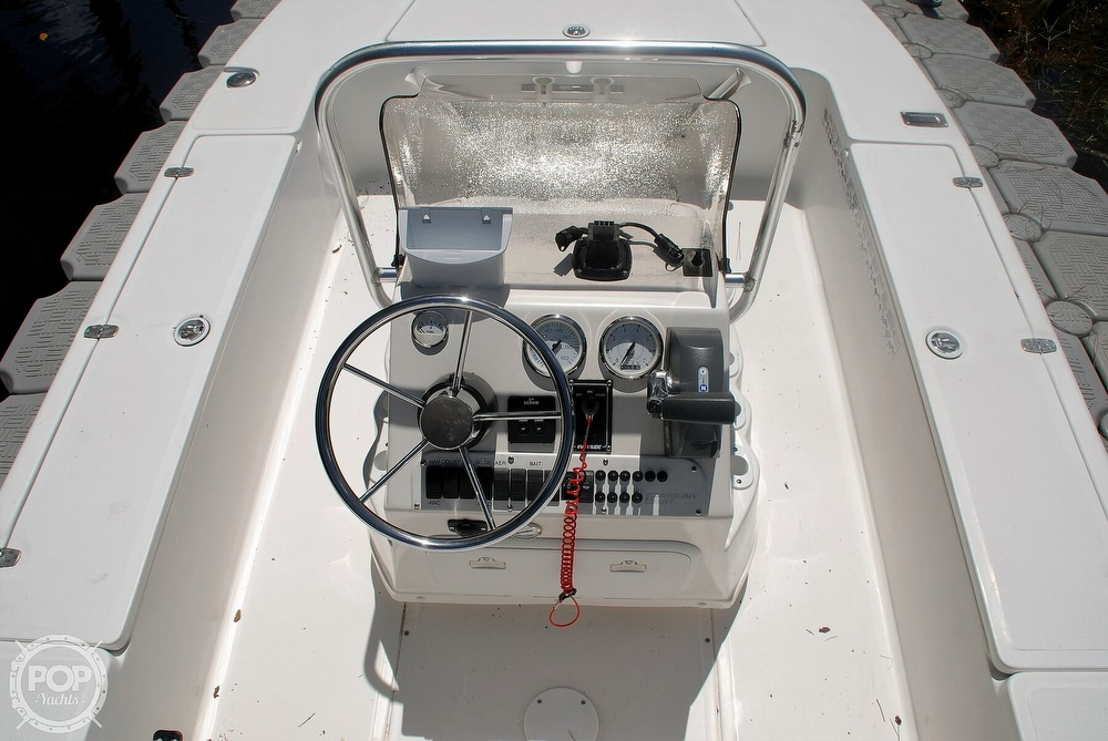 2005 Carolina Skiff boat for sale, model of the boat is Sea Chaser 180 Flats Series & Image # 29 of 40