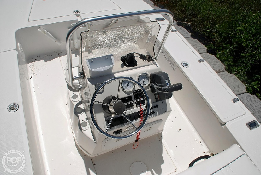 2005 Carolina Skiff boat for sale, model of the boat is Sea Chaser 180 Flats Series & Image # 30 of 40