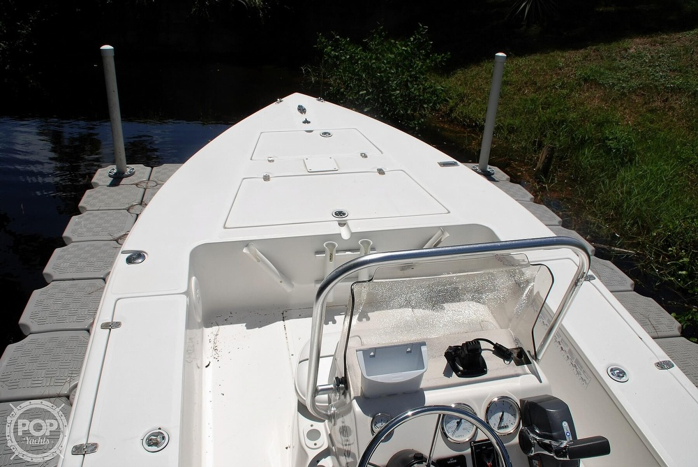 2005 Carolina Skiff boat for sale, model of the boat is Sea Chaser 180 Flats Series & Image # 31 of 40
