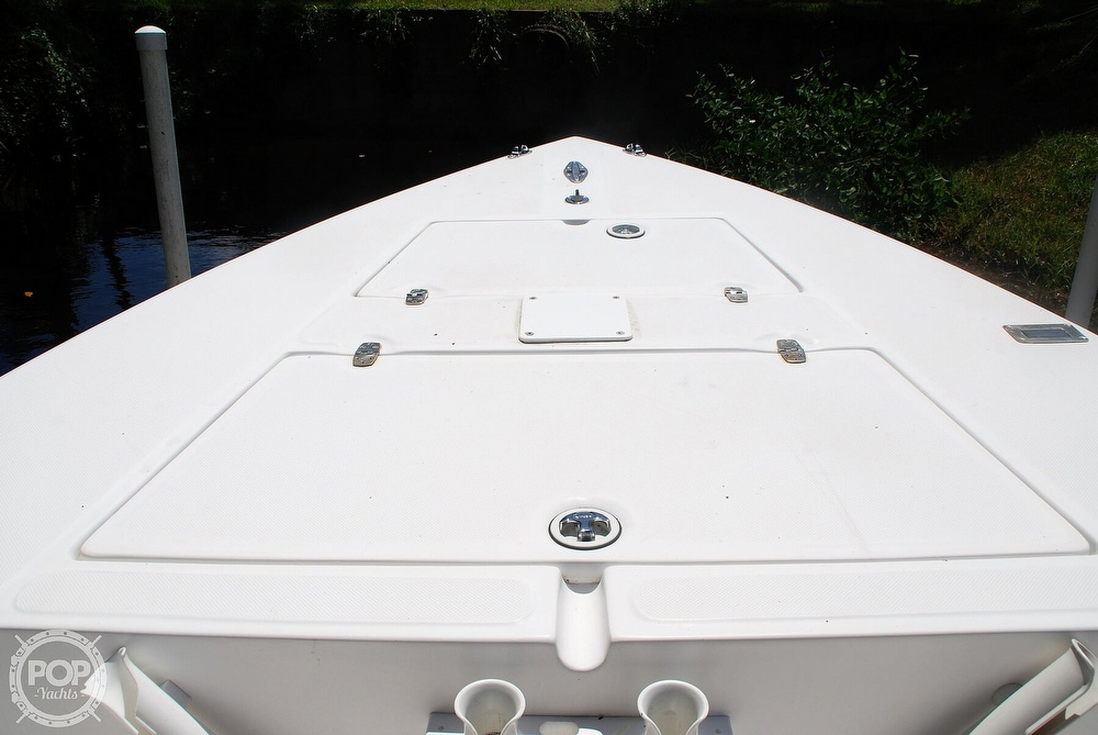 2005 Carolina Skiff boat for sale, model of the boat is Sea Chaser 180 Flats Series & Image # 32 of 40