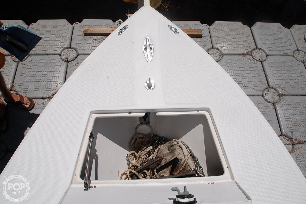 2005 Carolina Skiff boat for sale, model of the boat is Sea Chaser 180 Flats Series & Image # 34 of 40