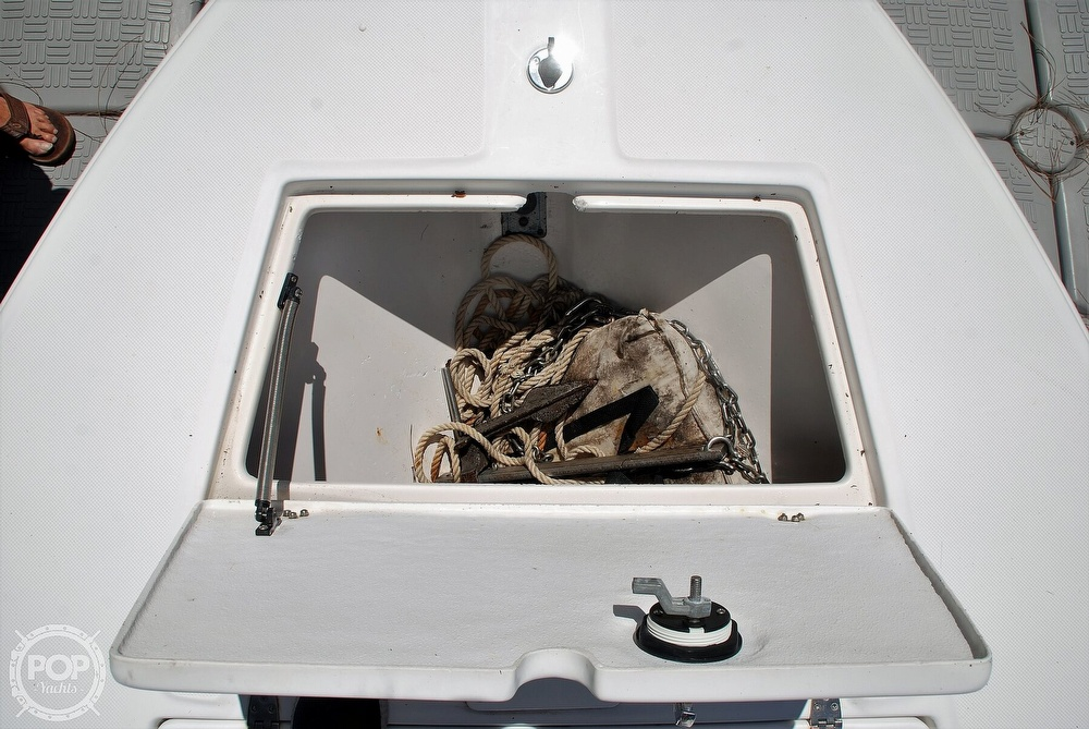 2005 Carolina Skiff boat for sale, model of the boat is Sea Chaser 180 Flats Series & Image # 35 of 40