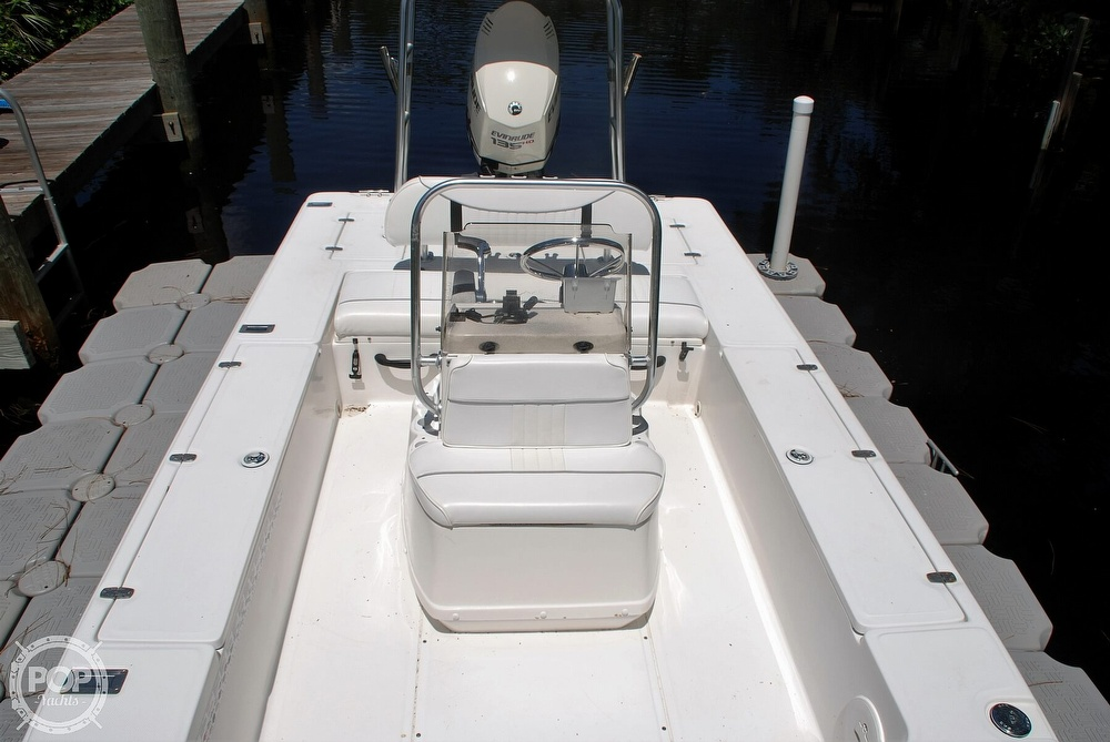 2005 Carolina Skiff boat for sale, model of the boat is Sea Chaser 180 Flats Series & Image # 36 of 40