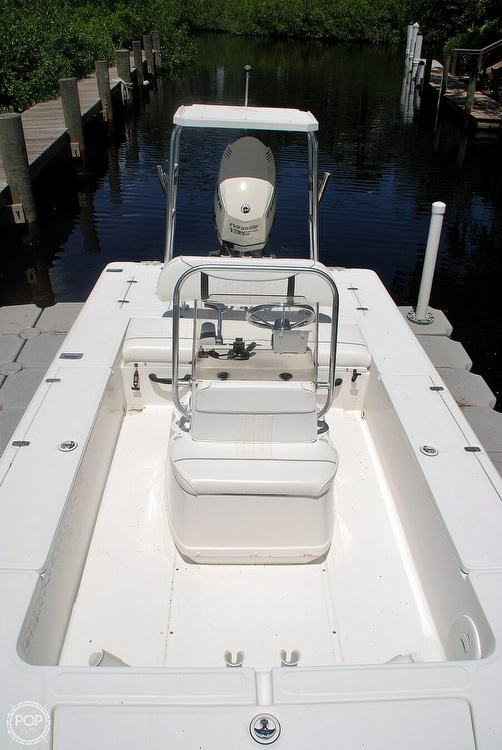 2005 Carolina Skiff boat for sale, model of the boat is Sea Chaser 180 Flats Series & Image # 37 of 40