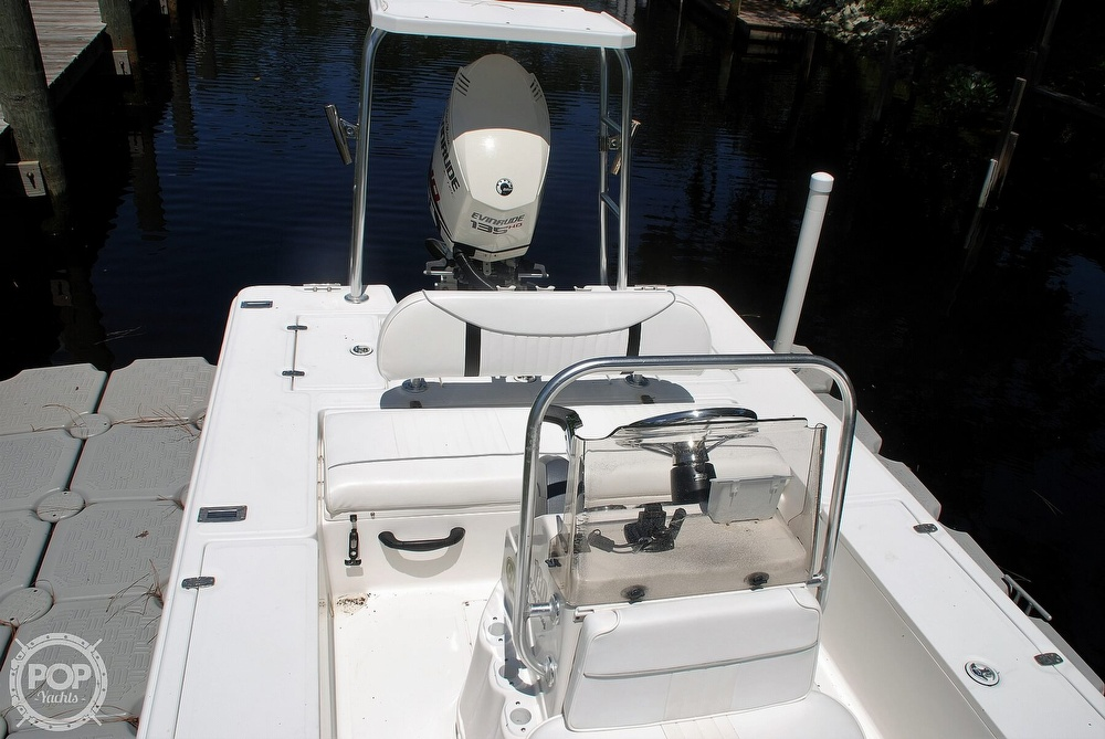 2005 Carolina Skiff boat for sale, model of the boat is Sea Chaser 180 Flats Series & Image # 39 of 40