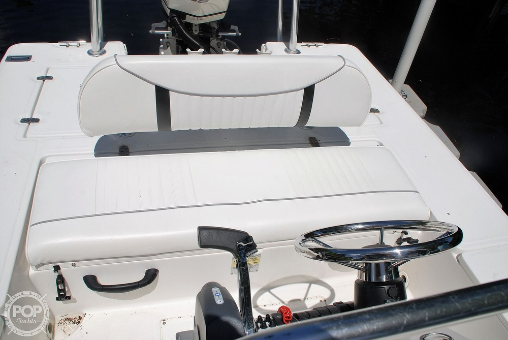 2005 Carolina Skiff boat for sale, model of the boat is Sea Chaser 180 Flats Series & Image # 40 of 40