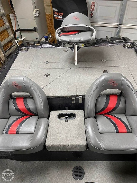 2018 Bass Cat Boats boat for sale, model of the boat is 19 Caracal & Image # 4 of 40