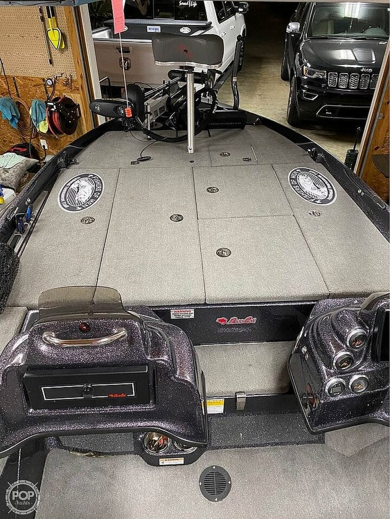 2018 Bass Cat Boats boat for sale, model of the boat is 19 Caracal & Image # 15 of 40