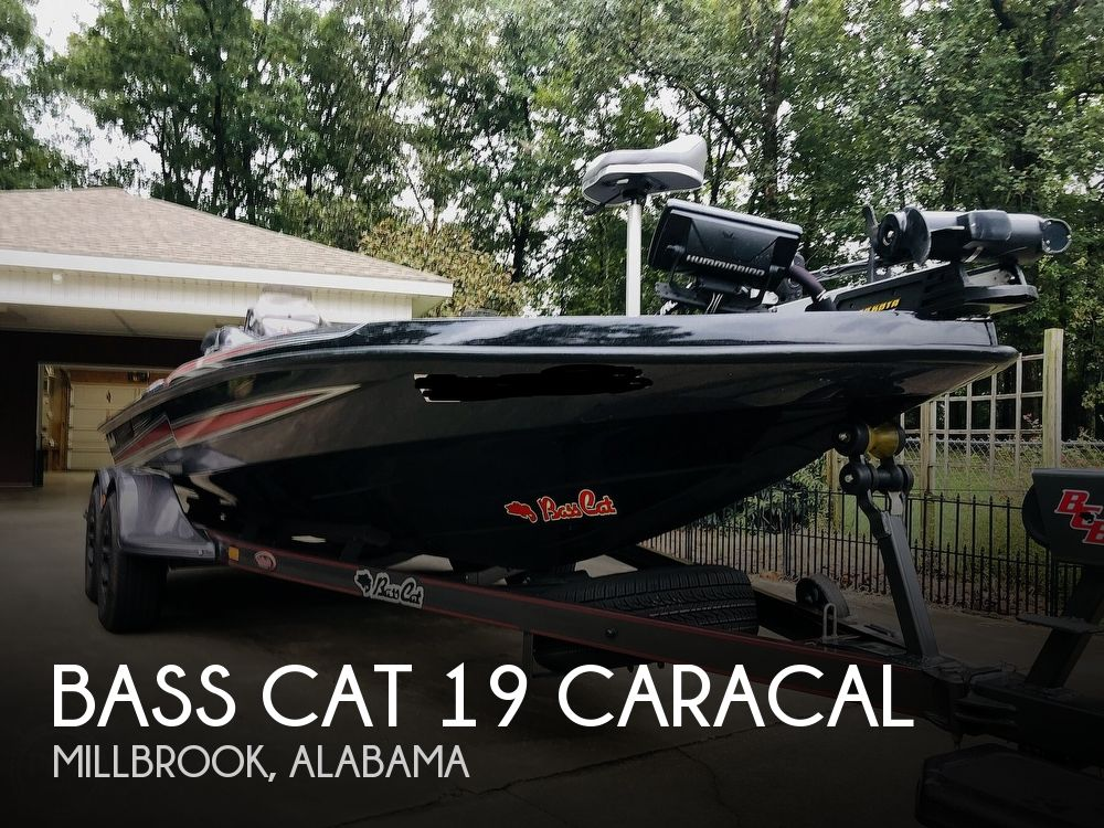 2018 BASS CAT BOATS 19 CARACAL for sale