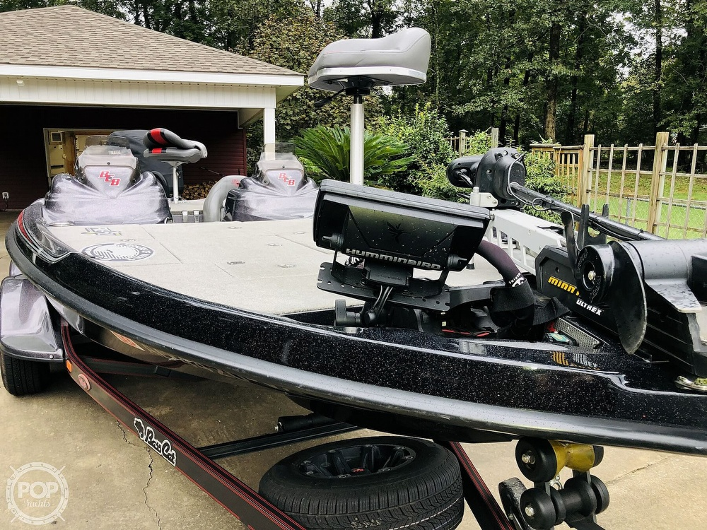 2018 Bass Cat Boats boat for sale, model of the boat is 19 Caracal & Image # 8 of 40