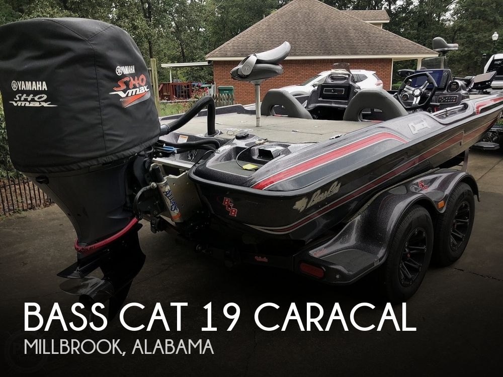 2018 Bass Cat Boats boat for sale, model of the boat is 19 Caracal & Image # 1 of 40