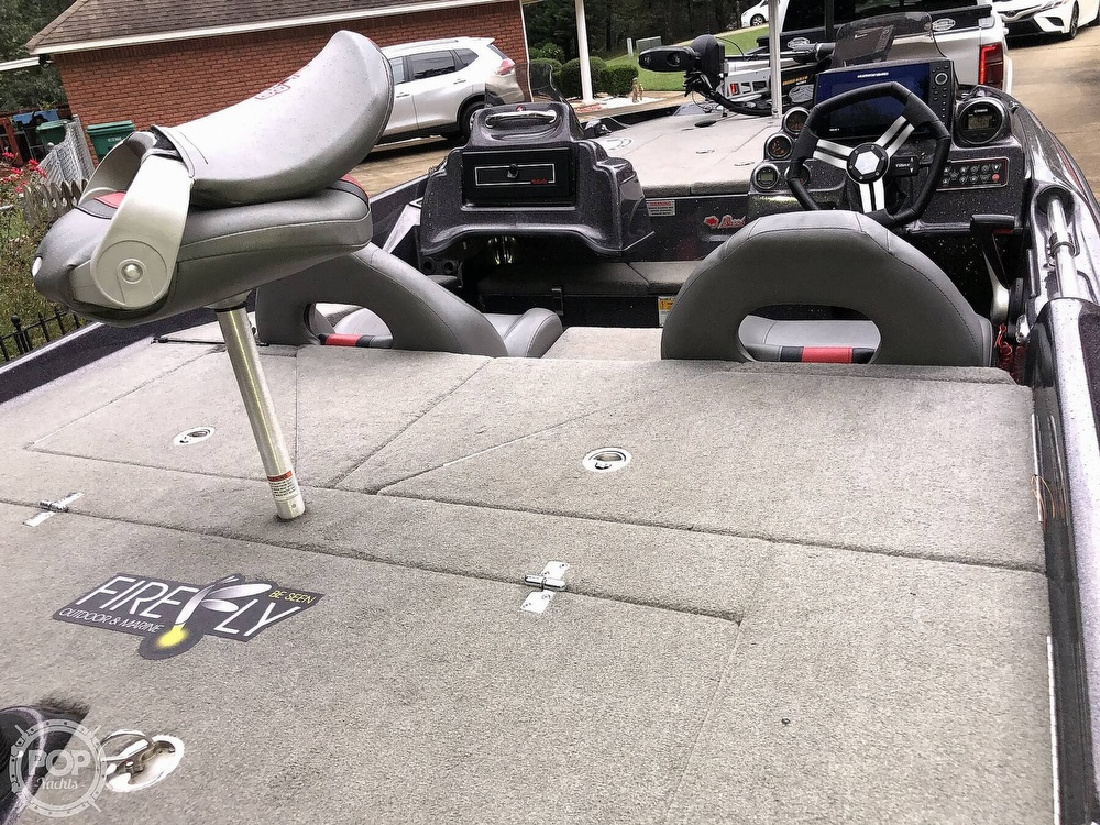 2018 Bass Cat Boats boat for sale, model of the boat is 19 Caracal & Image # 24 of 40